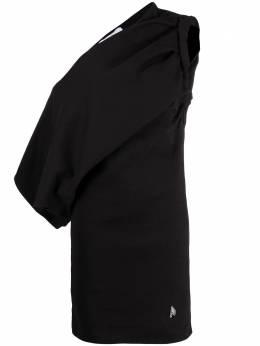 The Attico платье мини с открытыми плечами 212WCA62C032