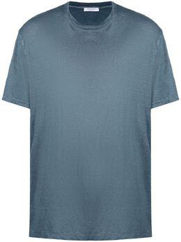 Boglioli футболка с короткими рукавами и круглым вырезом 91410BRC710