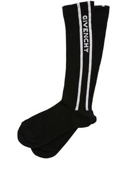 Носки Из Хлопка Givenchy 73IOFL087-TTQx0