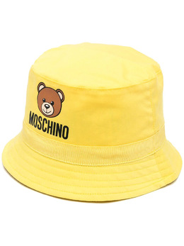 Moschino Kids панама Toy Bear MYX032LMA01