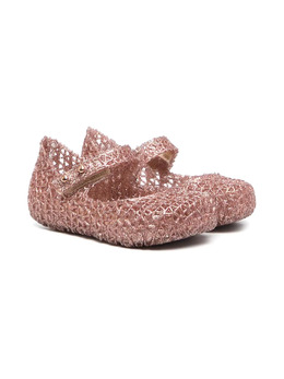 Mini Melissa сандалии Campana Papel 32995