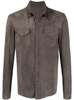 Salvatore Santoro рубашка на пуговицах 40522UCAM