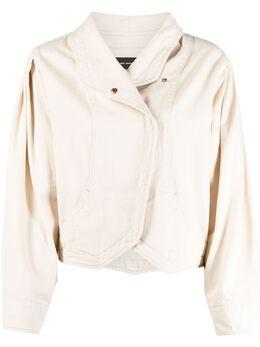 Isabel Marant джинсовая куртка с запахом VE154421P014I