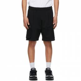 Diesel Black P-Prone Shorts A021950SAZF