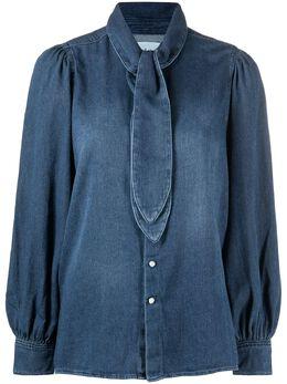 Ba&sh рубашка Celeste с завязками 1E21CELE