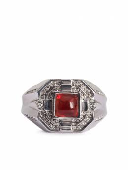 Dolce&Gabbana кольцо с камнем WRMS1AW1WCL