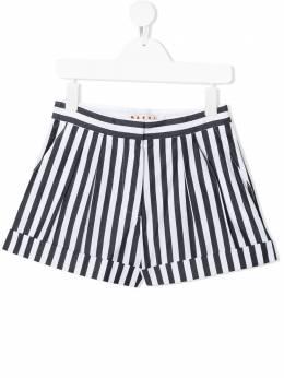 Marni Kids шорты в полоску BKMBM00138BK0IS