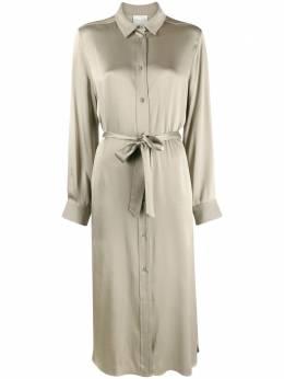 Forte_Forte платье-рубашка миди 8055MYDRESS