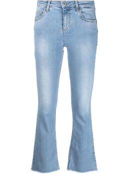 Liu Jo расклешенные джинсы средней посадки UA1021D4542