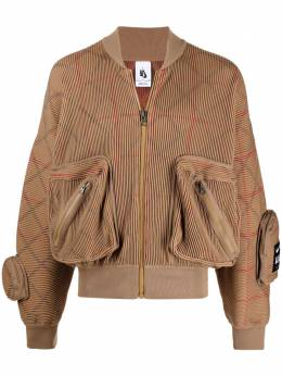Nike куртка в рубчик CW8021