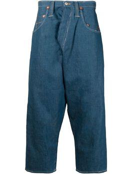 Junya Watanabe Man зауженные джинсы WGP204051