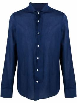 Fedeli рубашка со срезанным воротником 3UE00511