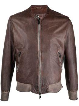 Giorgio Brato куртка с отделкой в рубчик GU21S9899CRTTD