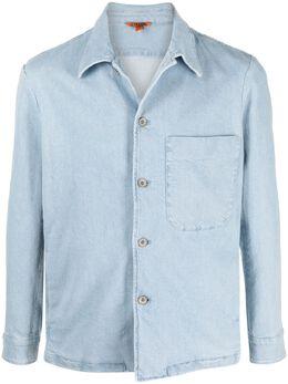 Barena джинсовая рубашка OSU30602602