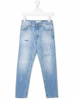 Dondup Kids джинсы с эффектом потертости DMPA1350165
