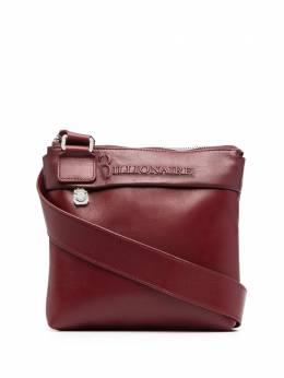 Billionaire маленькая сумка через плечо с тисненым логотипом IAAAMBA1025BLE029N