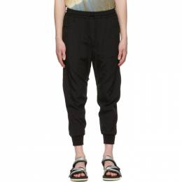 Song For The Mute Black Trackies Lounge Pants 211_MPT035_LYOCBLK