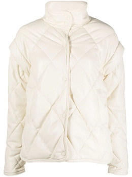 Apparis стеганая куртка Liliane на молнии S21044IV