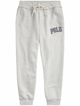 Polo Ralph Lauren спортивные брюки Polo с логотипом 710823898002