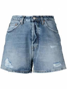 Haikure джинсовые шорты с прорезями HEW03215DF065