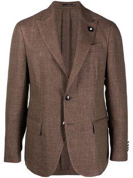 Lardini однобортный пиджак EL981AKELA56443