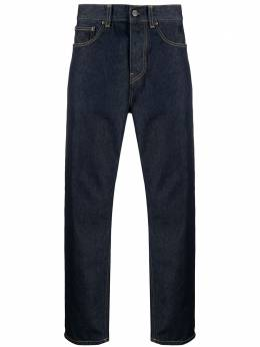 Carhartt Wip джинсы с завышенной талией I02920800