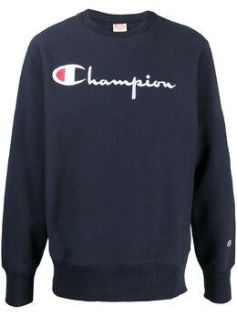 Champion джемпер с логотипом 215160FELPA