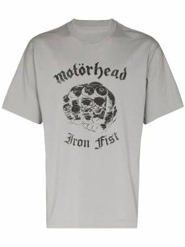 Neighborhood футболка из коллаборации с Motörhead 202PCMHNST02S