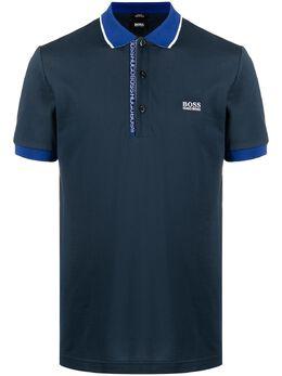 Boss by Hugo Boss рубашка поло узкого кроя 50451249