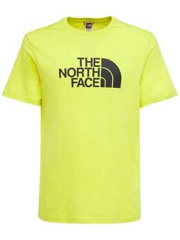 Хлопковая Майка С Принтом The North Face 73I0D9010-SkUz0