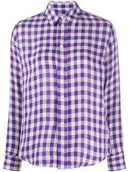 Ami Paris рубашка в клетку E21FC080295