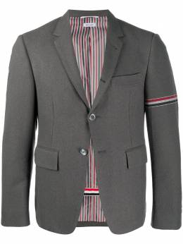 Thom Browne пиджак с полосками RWB MJC001A07684