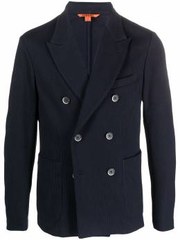 Barena двубортный пиджак строгого кроя GIU30552485