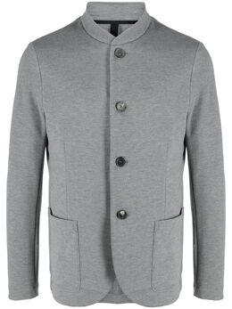 Harris Wharf London однобортный пиджак с воротником-стойкой C9427PPT