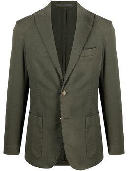 Eleventy однобортный пиджак C70GIAA05TET0C031