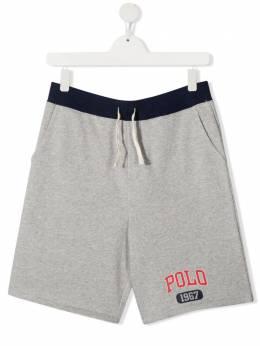 Ralph Lauren Kids шорты с логотипом 323834925