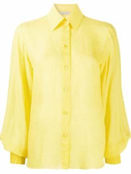 Nina Ricci рубашка с рукавами бишоп 21PCTO015SE1351U6089