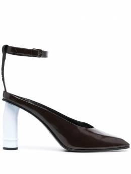 Nina Ricci туфли на высоком каблуке 21ECC0018CLF120M7235