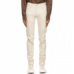 Naked And Famous Denim Off-White Super Guy Jeans 101212100