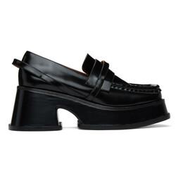 Shushu/Tong Black Platform Loafers ss21ac07