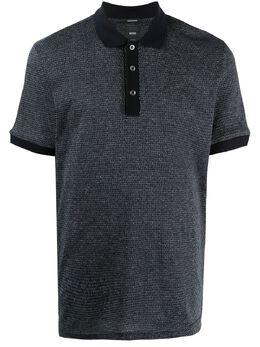 Boss by Hugo Boss рубашка поло в клетку 50449841
