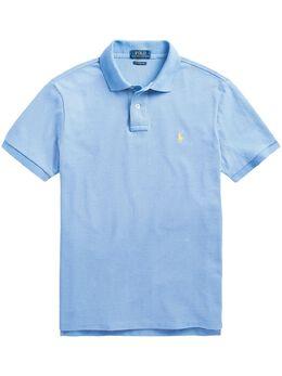 Polo Ralph Lauren рубашка поло с вышитым логотипом 710536856271