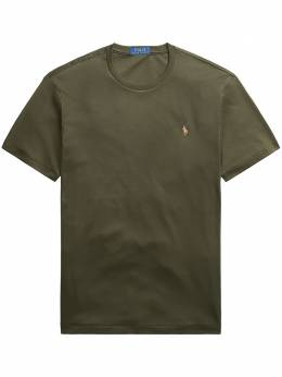 Polo Ralph Lauren футболка с вышитым логотипом 710740727021