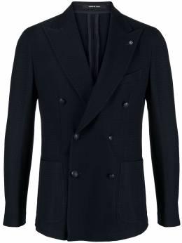 Tagliatore двубортный пиджак GDARREL20KJ57UEJ165