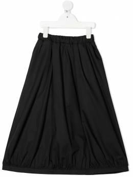 Mi Mi Sol юбка А-силуэта с эластичным поясом MFGO066TS0053