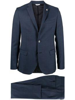 Manuel Ritz строгий костюм-двойка 2932A3318203559