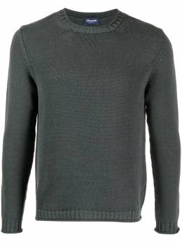 Drumohr long-sleeve knitted jumper D5DA103T