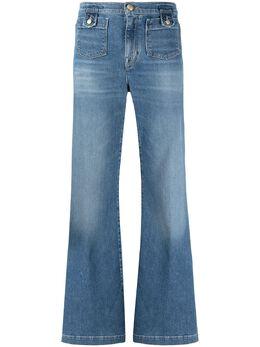 Jacob Cohen расклешенные джинсы средней посадки 01420W25551