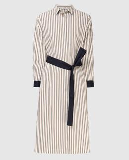 Бежевое платье Peserico 2300006678004