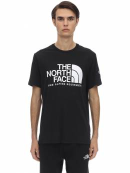 Футболка Из Хлопка Fine Alpine The North Face 73I0D9013-Sksz0